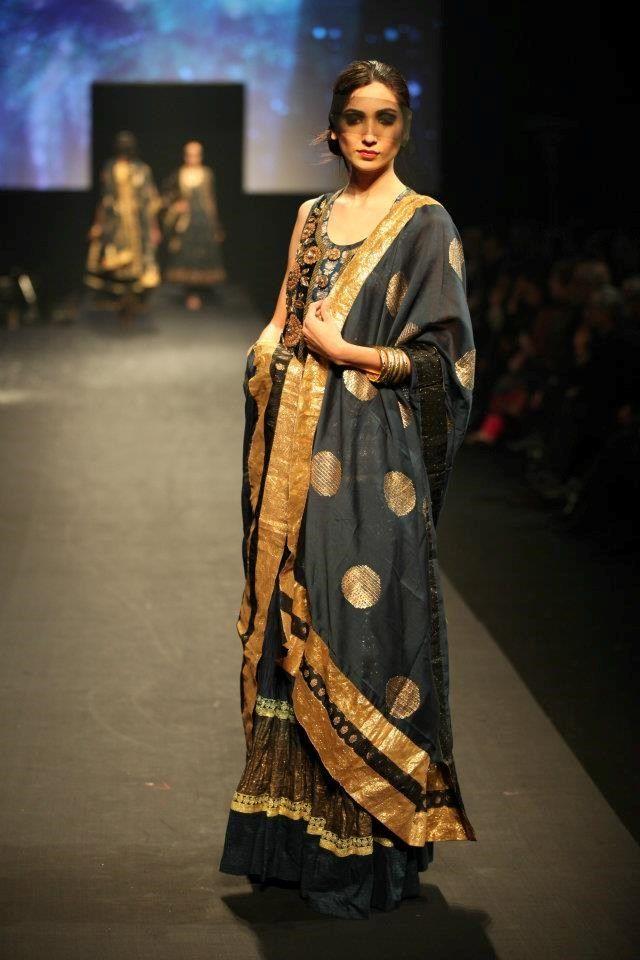 Ritu Kumar's Panchvastra Collection