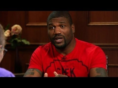 I Would Have Smashed Tito | Rampage Jackson I Larry King Now - Ora TV
