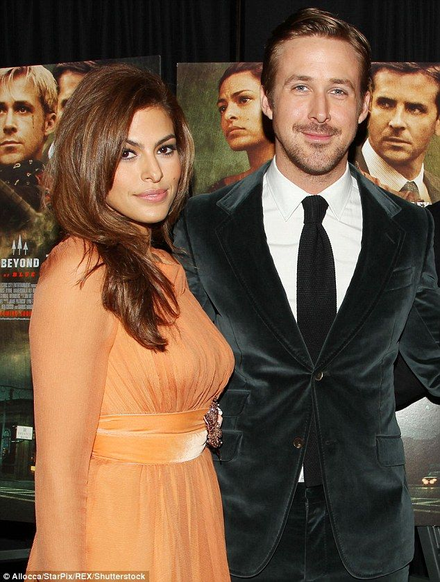 Ryan Gosling and Eva Mendes 'married in secret wedding ceremony with friends and…