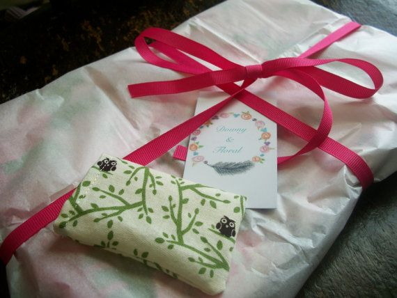 My Packaging with FREE Mini Pillowcase by DownyandFloral