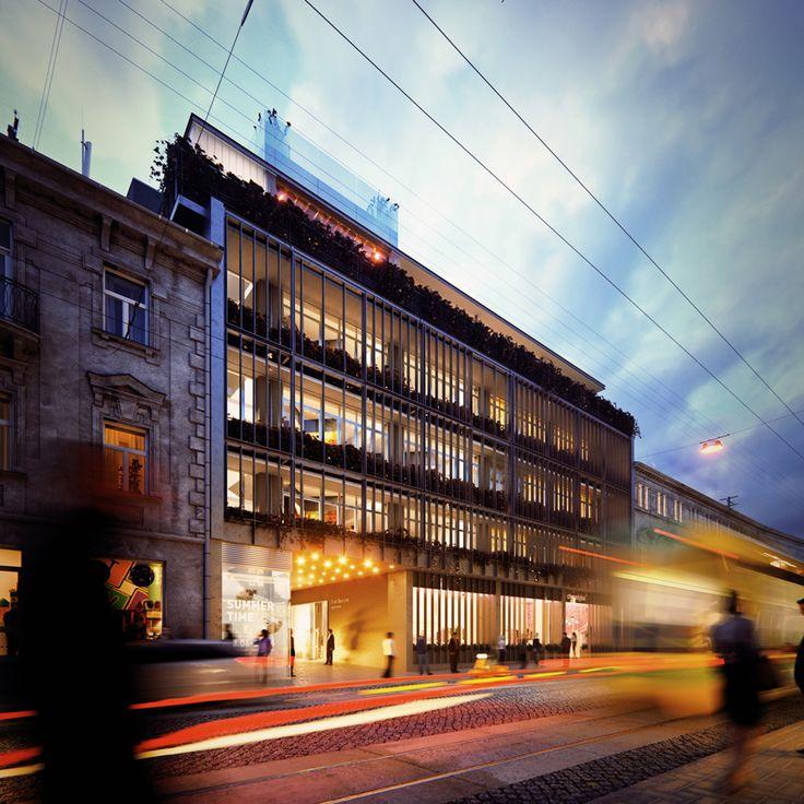 Adaptive reuse of the Soviet epoch building in Lviv, UA