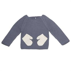love this! cozy mitten sweater