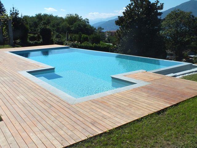Varese piscinas dise o construcci n de metro y deportes - Diseno de piscinas ...