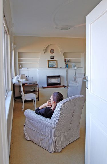 Self catering accommodation, Kalk Bay, Cape Town  Gaze out at the sight of the ocean from this living area  http://www.capepointroute.co.za/moreinfoAccommodation.php?aID=473