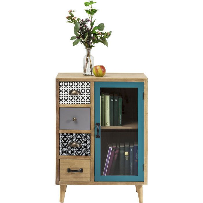 HOME :: Hall :: Consoles - Entrance Furniture :: Cabinet Visible Capri