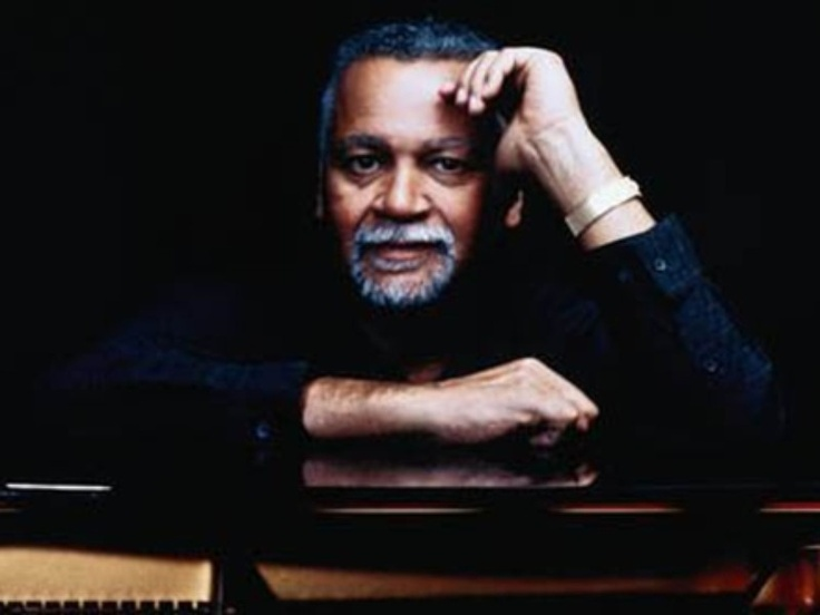 Joe Sample. If you don't know, please go find out about this man and his music. Brilliant!