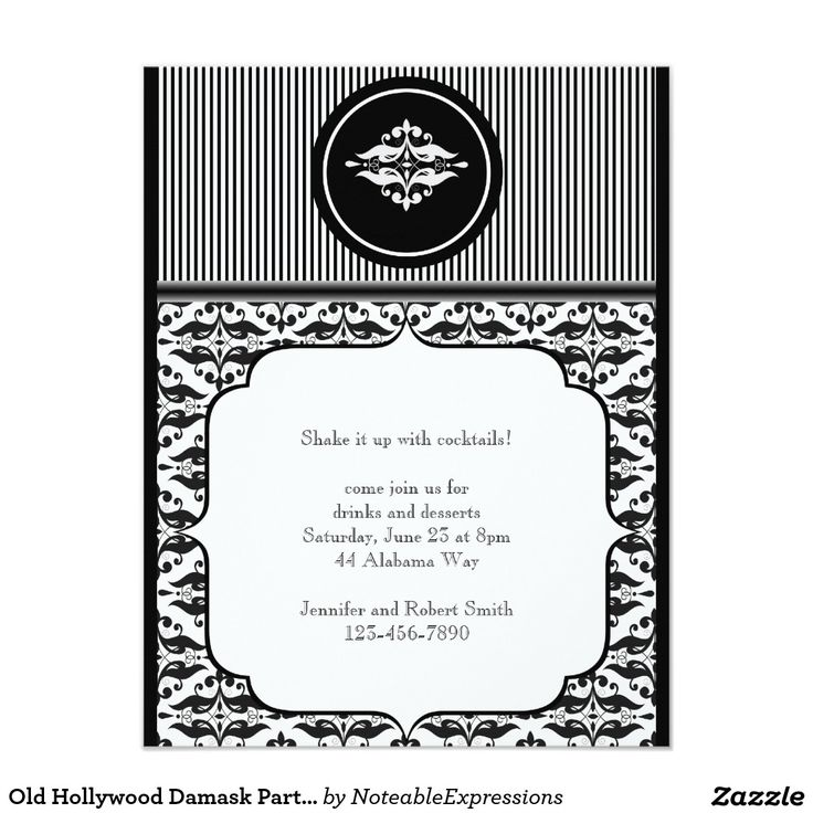 35 best Party Invitations images on Pinterest | Retail stores, Black ...