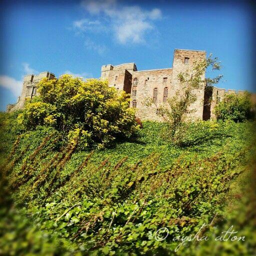Bamburgh castle #2