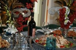 The Jewish Hostess Post Purim  Party ReCap