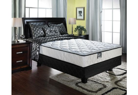queen mattress and boxspring set 1