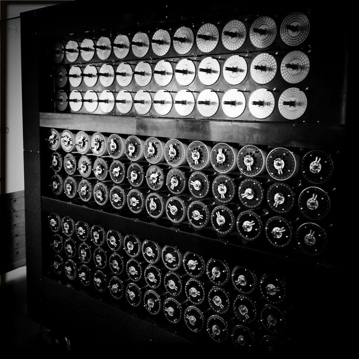 Bletchley Park World War 2 | Bletchley Park Turing Bombe