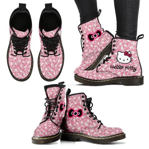 Hello Kitty Fab Pink Boots