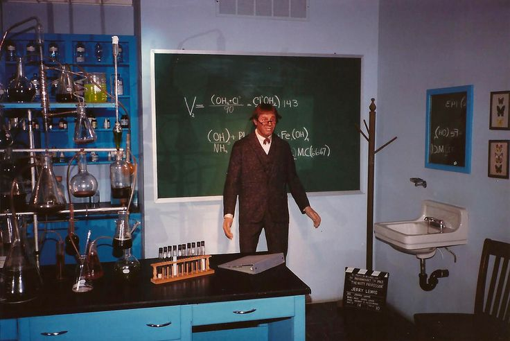 Movieland Wax Museum - Jerry Lewis in The Nutty Professor - 1987 (AdinaZed) Tags: los angeles la 1987 buena park movieland wax museum jerry lewis nutty professor california ca