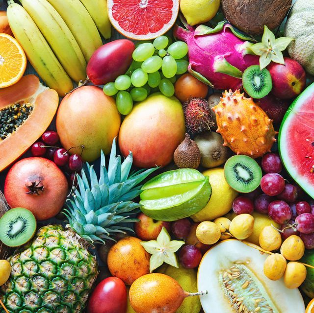 These Are Healthiest Fruits You Can Eat According To A Nutritionist Best Fruits To Eat Healthy Fruits Best Fruits