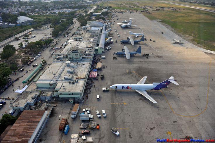 port-au-prince haiti | ... Toussaint Louverture International Airport in Port-au-Prince, Haiti