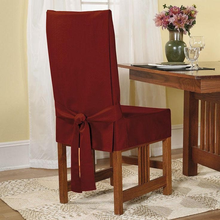 25 best ideas about Dining chair slipcovers on Pinterest  : 402f1ca94db3154d7eb6ac5c3d92747f from www.pinterest.com size 736 x 736 jpeg 83kB