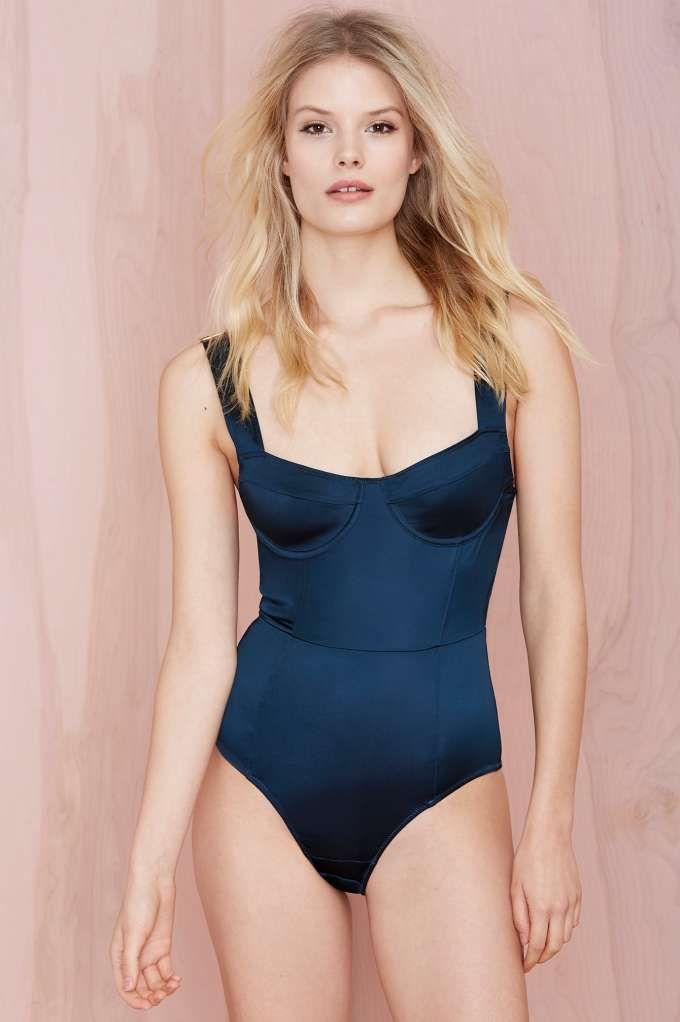 SKIVVIES Show Off Bodysuit | Shop Lingerie at Nasty Gal