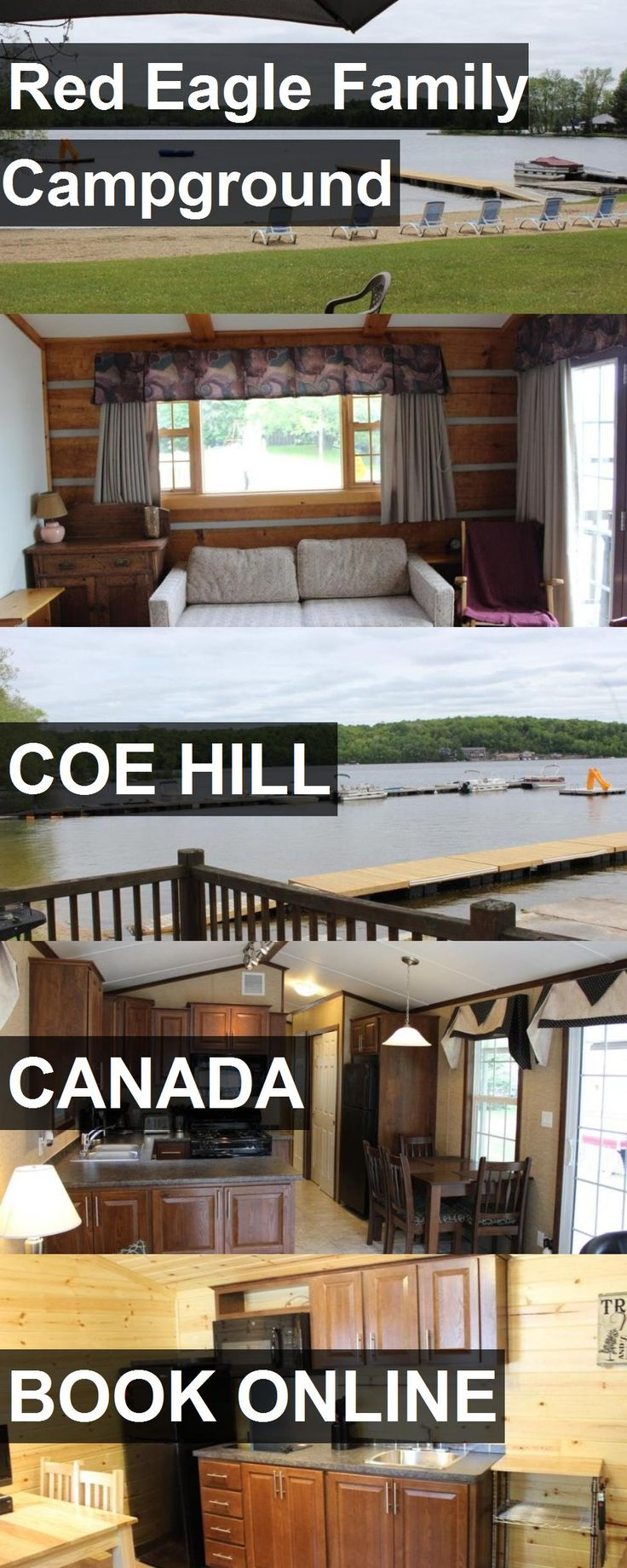 Hotel Red Eagle Family Campground in Coe Hill, Canada. For more information, photos, reviews and best prices please follow the link. #Canada #CoeHill #RedEagleFamilyCampground #hotel #travel #vacation
