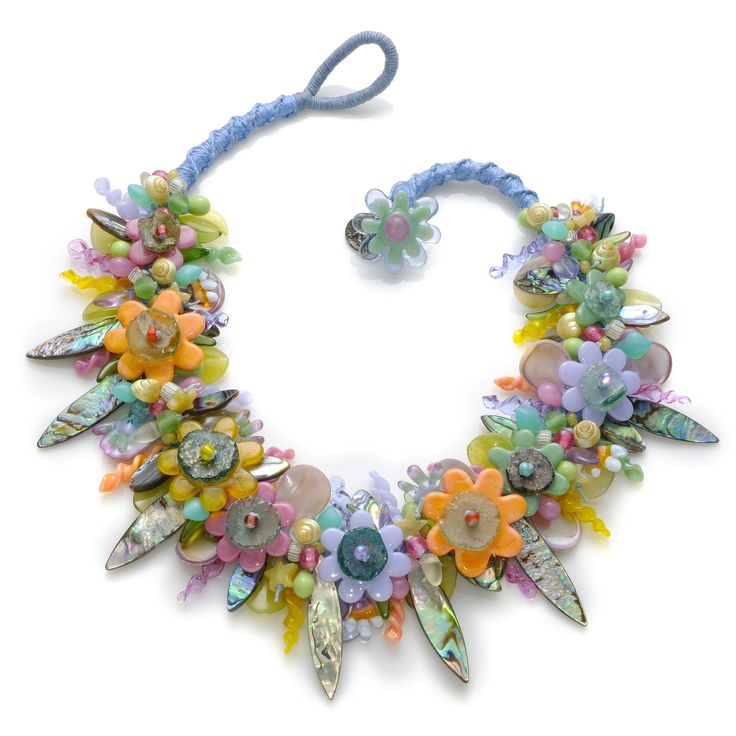 summer necklace stephanie sersich sheu0027s an amazing artist
