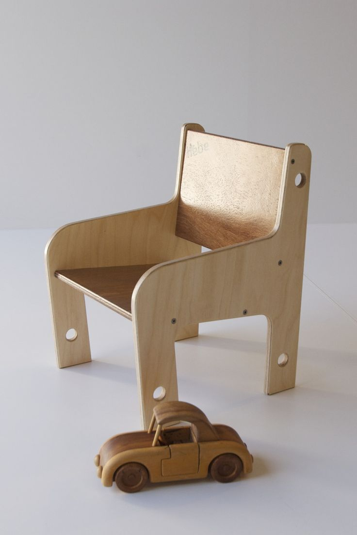 Baby/ toddler chair - available at www.hebe.kiwi.nz