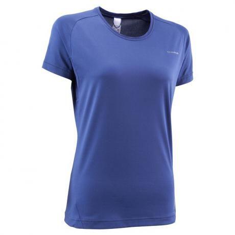 quechua Tee-shirt manches courtes Wandershirt Techfresh 50 Damen 8297623