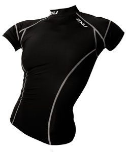 This stylish compression garment can help you run better: 2XU ELITE S/S COMPRESSION TOP