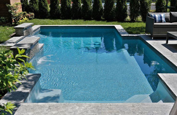 Piscine tr vi fuzion piscine am nagement pinterest for Changer margelle piscine