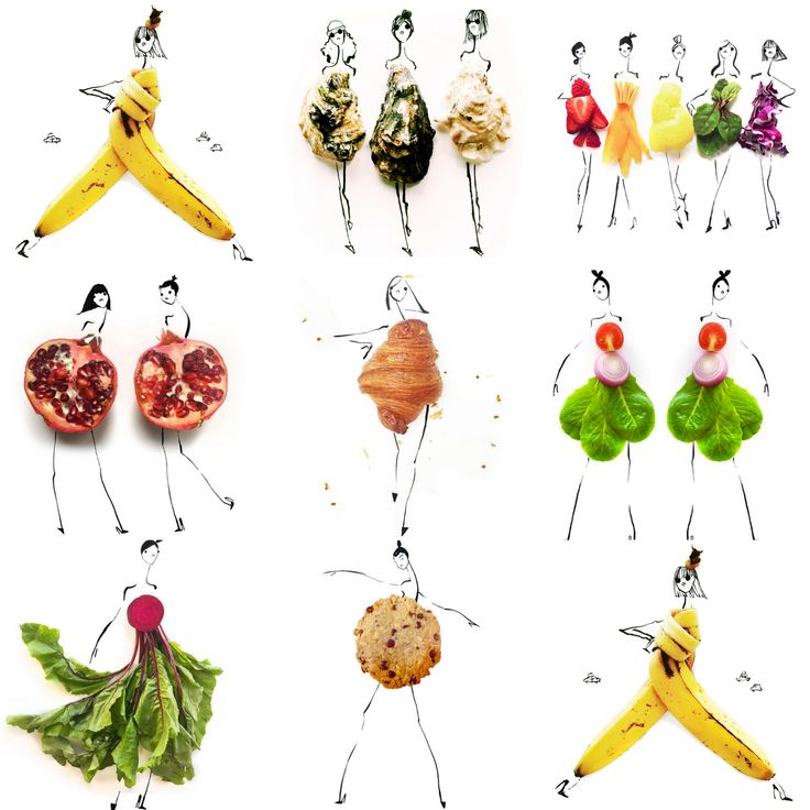 FASHION, FOOD AND DRAW PAR GRETCHEN ROEHRS