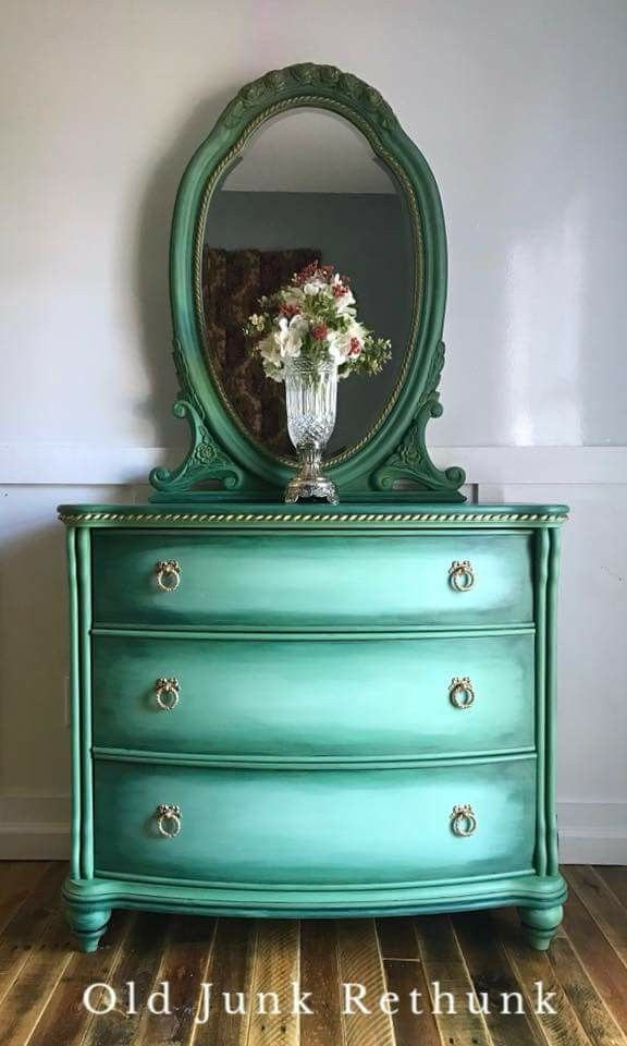 Green Dress Painted Furniture Ideas Green Painted Furniture