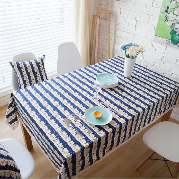 >> Click to Buy << Oblong tablecloth pastoral fashion tablecloth cotton  linen anti-dust covers #Affiliate