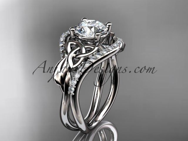 25 best ideas about celtic wedding rings on pinterest celtic rings irish rings and celtic trinity knot - Wiccan Wedding Rings