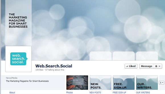 Facebook Timeline For Business: WebSearchSocial