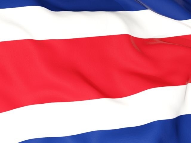 Flag background. Download flag icon of Costa Rica at PNG format