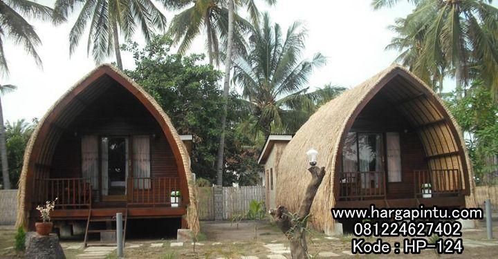 DesainVilla Rumah Suku Sasak Lombok Villa Rumah Suku Sasak Lombok merupakan sebuah desain rumah mini yang identik dengan atap lumbung alang-alang, banyak sekali di pakai untuk sebuah vila atau penginapan hotel di lombok maupun bali, Bahan yang di pakai bisa menggunakan kayu kelapa / glugu oven, kayu kamper maupun kayu bengkire. Kami bisa membuatkan model …