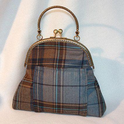 Tweed bag