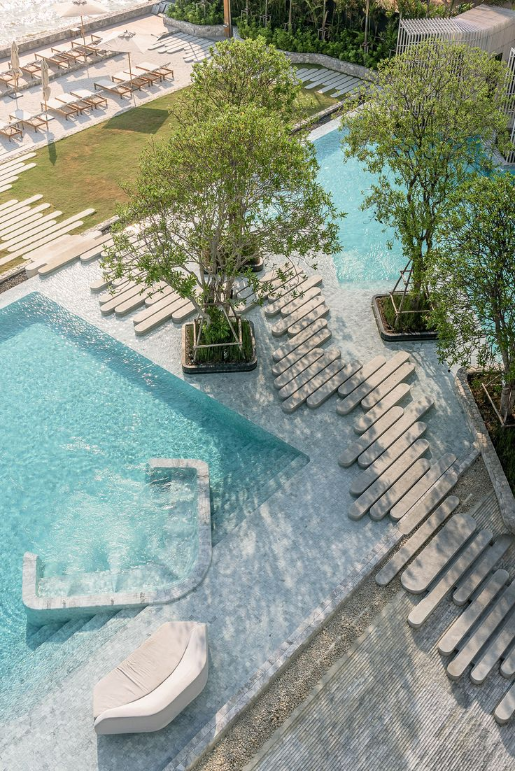 Architects: OBA(Architect), TROP(Landscape Architect)Location: 211 Moo 1 - Na Jomtien Soi 4 Pattaya, Chon Buri