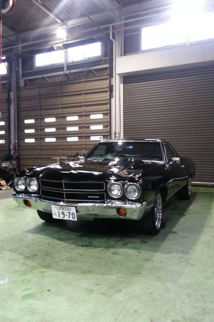 【セール】Chevrolet El Camino SS(エルカミーノ 1970年式) : LOCALSHOPブログ