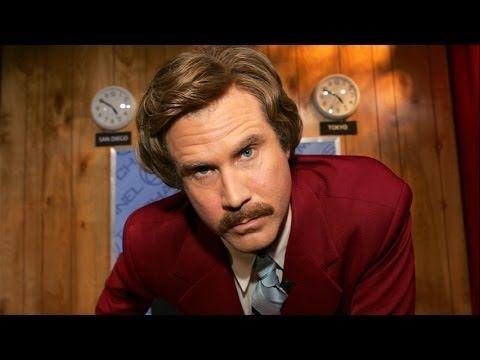 Top 10 Hilarious Will Ferrell Moments #LefthandersIntl - http://Left-handersInternational.com