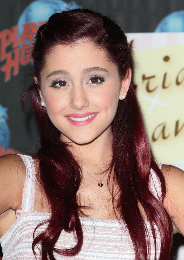 ariana grande | Ariana Grande Picture 20 - Ariana Grande Promotes Her Debut Single Put ...