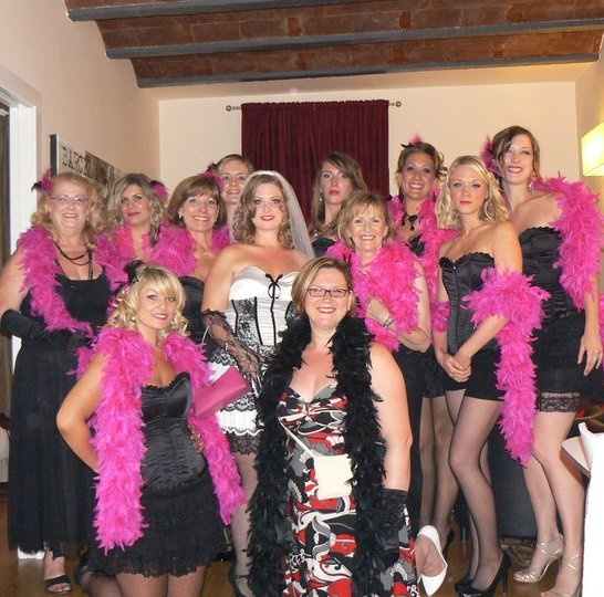 Moulin Rouge Hen Party