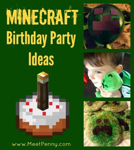 Have a Minecraft-lover asking for a special Minecraft-themed birthday party? I have been there and my inspiration came from Pinterest and Amazon. We had Creeper balloons and a Minecraft birthday cake, but I wish I had taken more pictures because the party went by way too fast.  Minecraft Birthday Decorations Our birthday boy actually …