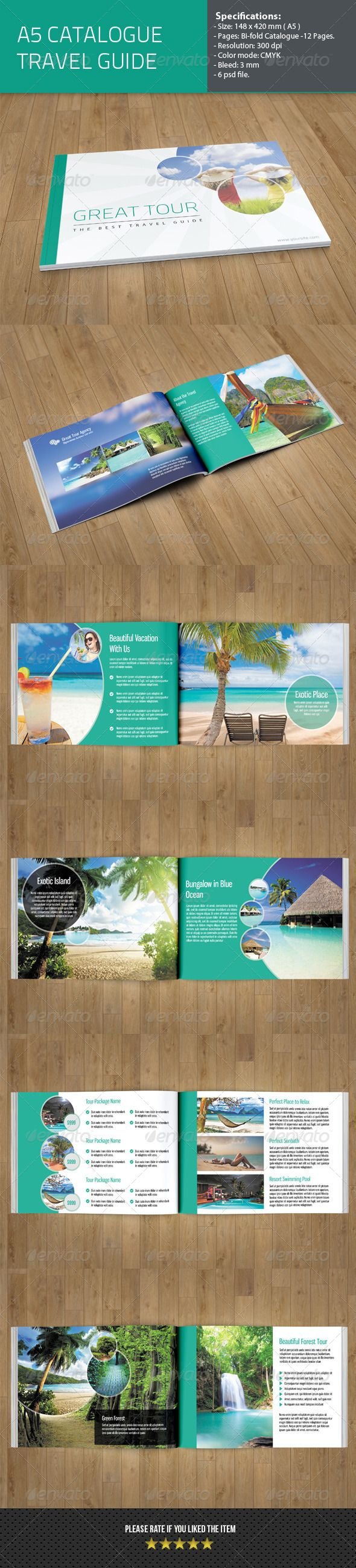 Travel Guide Catalog