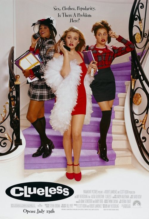 Clueless (1995) Full Movie Streaming HD