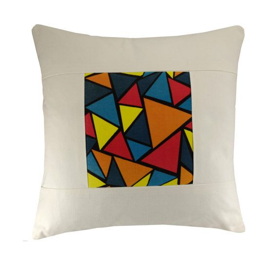 Check out this item in my Etsy shop https://www.etsy.com/uk/listing/270908930/colourful-geometric-cushion-cover-white
