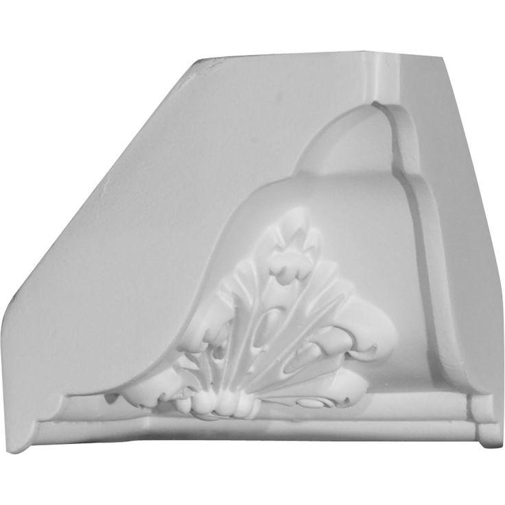 "4 5/8""P x 4 3/4""H, Inside Corner for Moulding Profiles - 8.08"