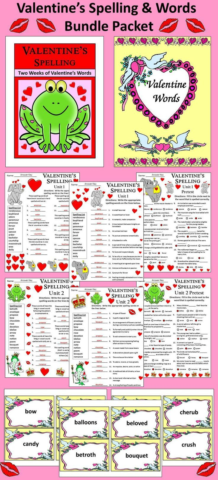 1000 images about valentine 39 s day language arts ideas on pinterest valentines day pictures. Black Bedroom Furniture Sets. Home Design Ideas