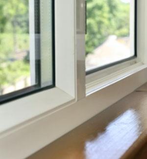 double glazed windows internal blinds