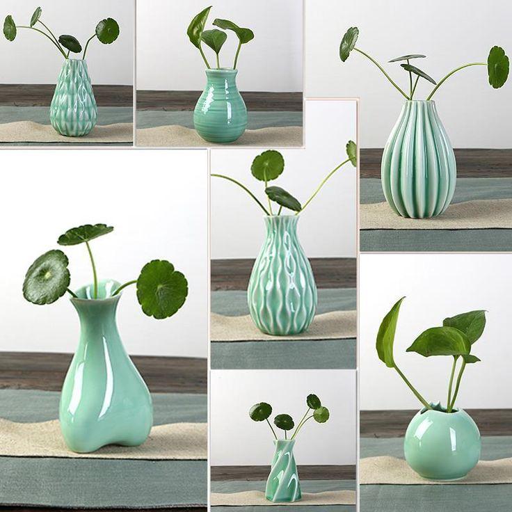 147 migliori immagini vases for home su pinterest vasi for Decorazioni da scrivania