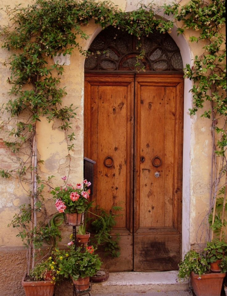 67 best images about old world decor on pinterest for Mediterranean style entry doors