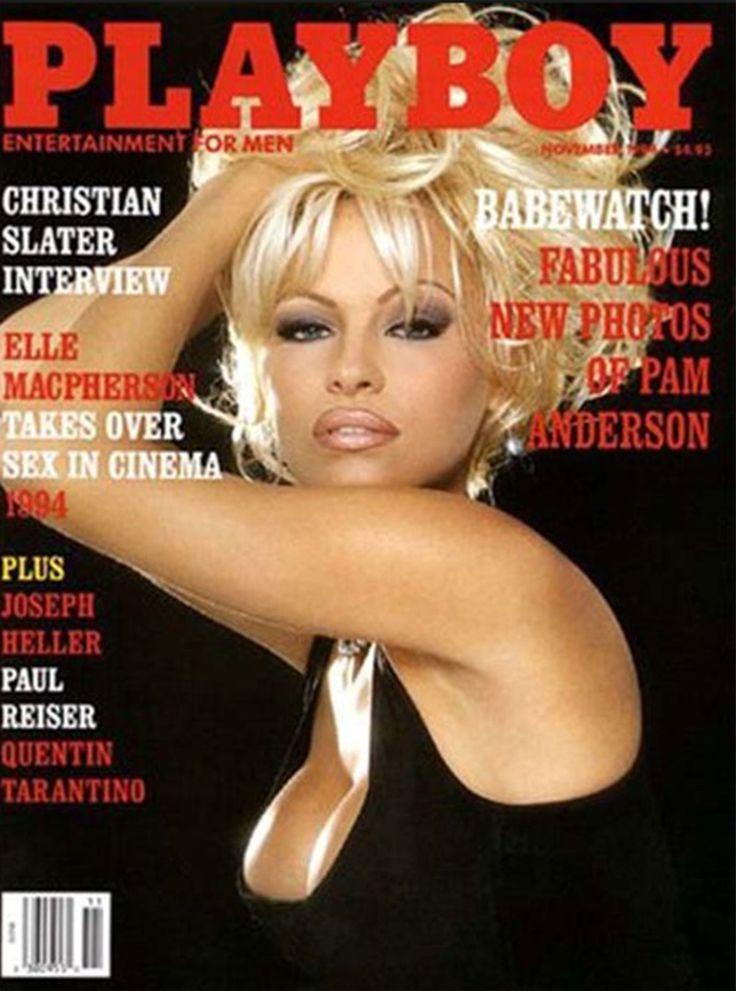 """Pamela Anderson, """"la favorita"""", despidió a Hugh Hefner con un extraño video"""